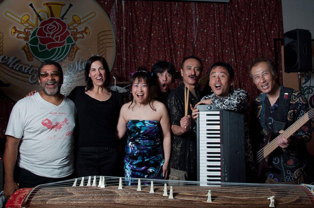 Lenny Castro with Yukiko Matsuyama Band