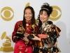 Yangjin Lamu & Yukiko Matsuyama Grammy Awards