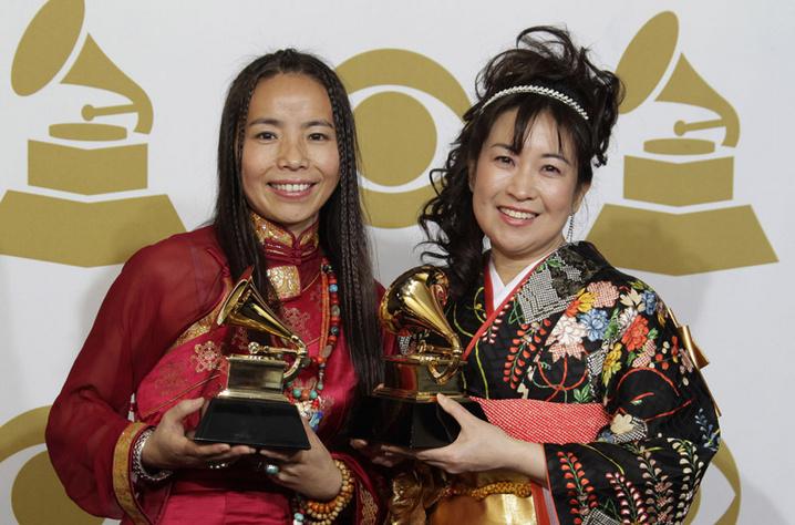 Yangjin Lamu & Yukiko Matsuyama