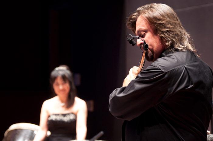Greg Vail & Yukiko Matsuyama