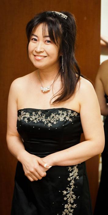 Yukiko Matsuyama 7 16 2011