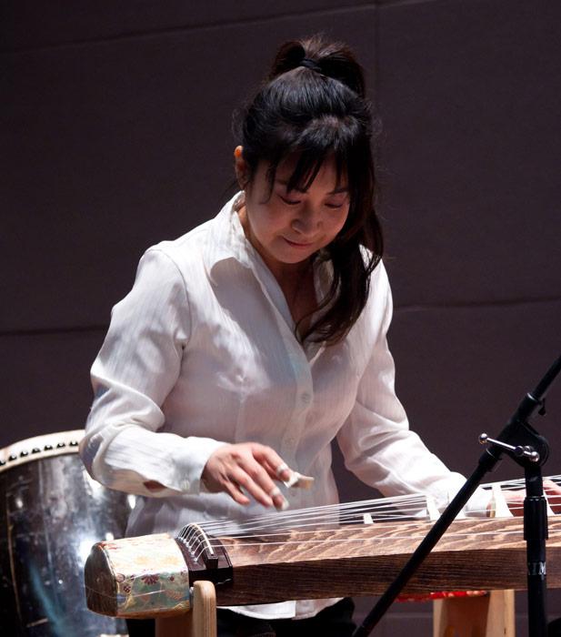 Yukiko Matsuyama - koto