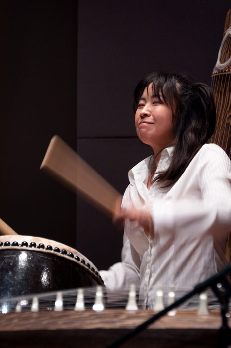 Yukiko Matsuyama - Taiko Solo - Bowers Museum