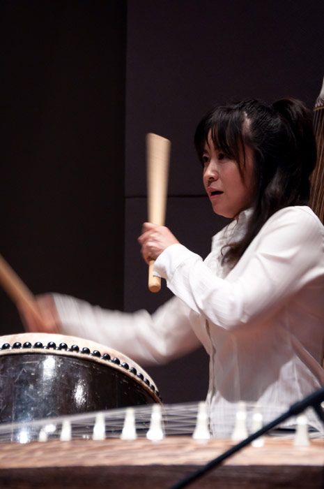 Yukiko Matsuyama - Taiko Solo