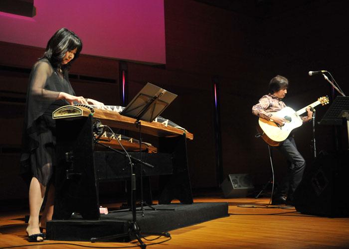 Yukiko Matsuyama & Hirotaka Ogawa