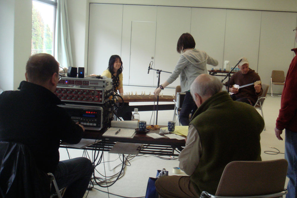 The Paul Winter Consort recording Miho: Journey to the Mountain 5