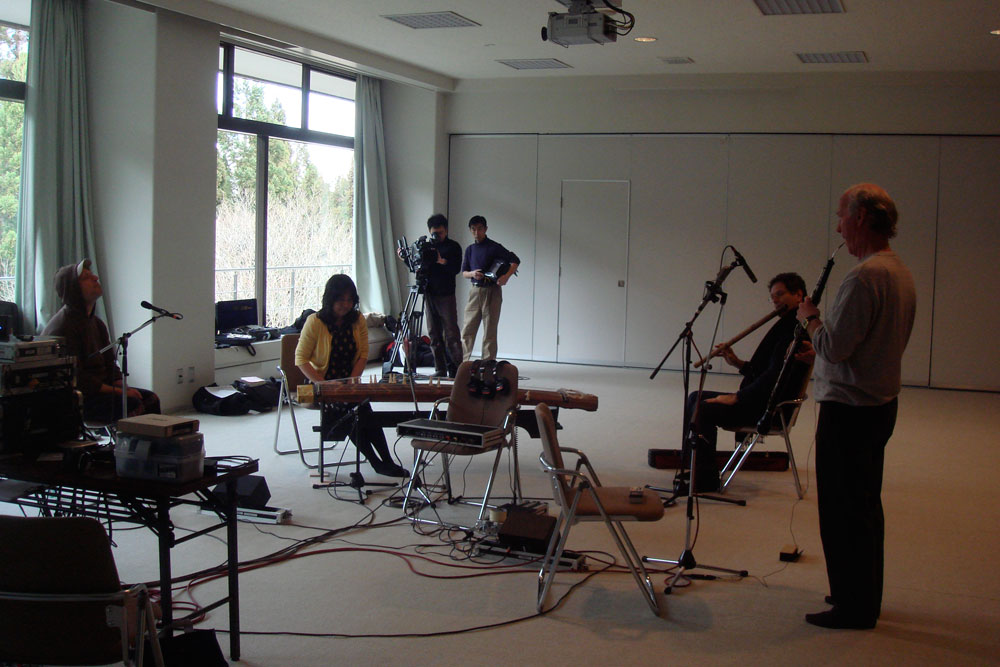 The Paul Winter Consort recording Miho: Journey to the Mountain 3