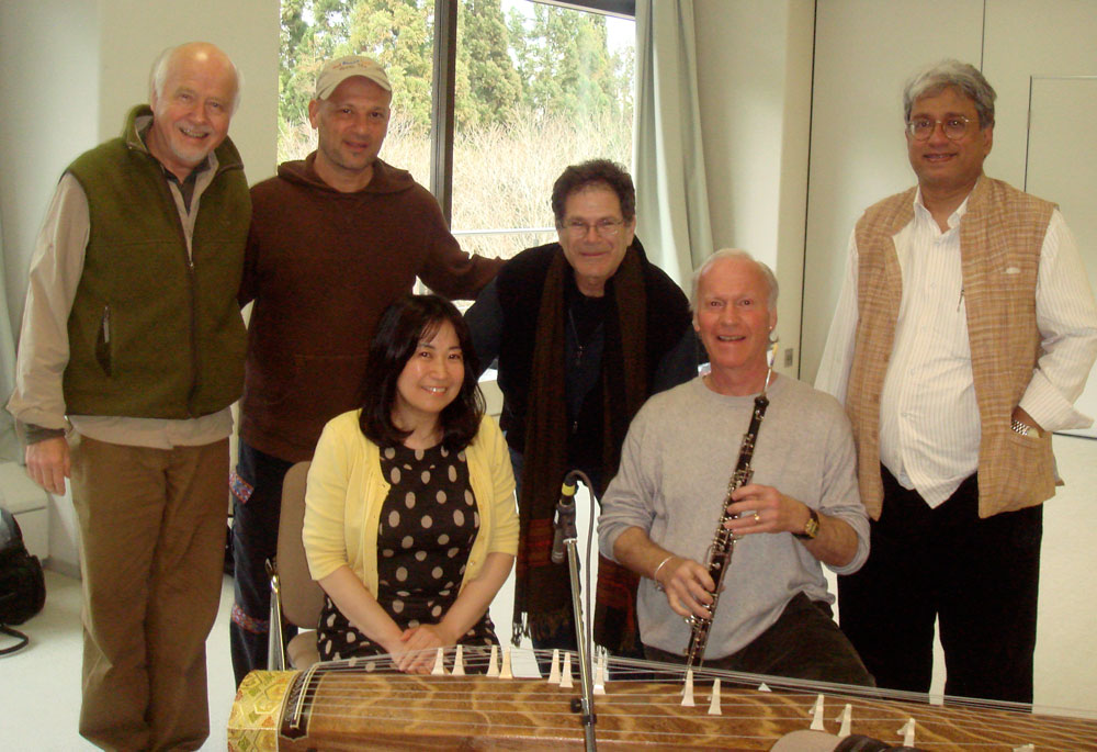 The Paul Winter Consort recording Miho: Journey to the Mountain 1