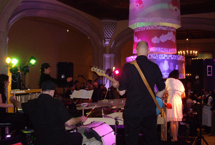Gig at San Diego Museum of Art