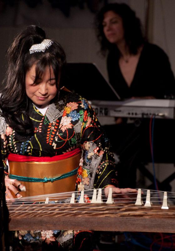 Yukiko Matsuyama & Diana Dentino