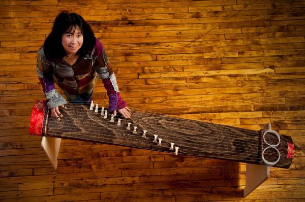 Japanese Koto played by Yukiko Matsuyama